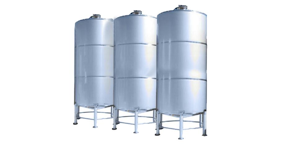 paslanmaz depolama tankı 3 adet örnek fotoğraf