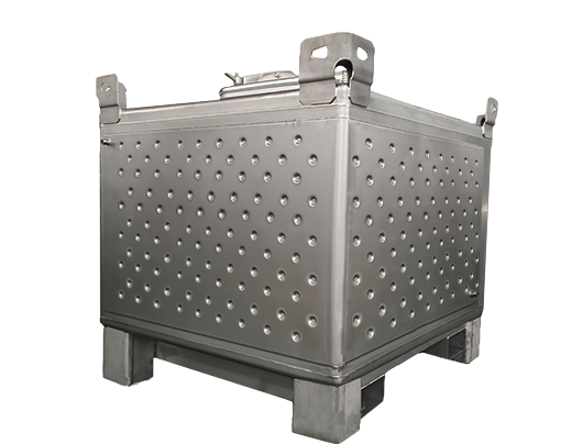 ibc tank example for stainless steel ibc tote